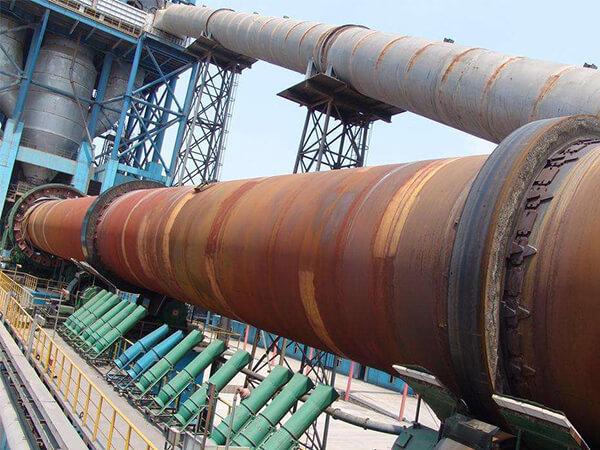 广西氧化铝回转窑生产线