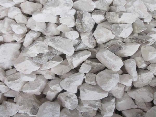 石灰生料图