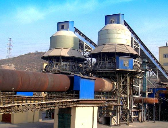 天然气石灰窑设备