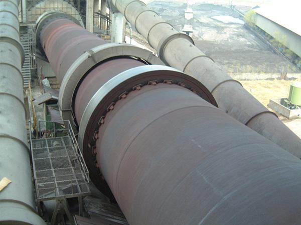 新式锂矿石回转窑