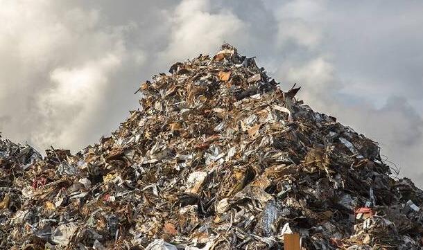 垃圾废弃物
